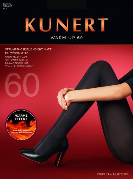 Kunert Warm Up 60 Strumpfhose (3er Pack)