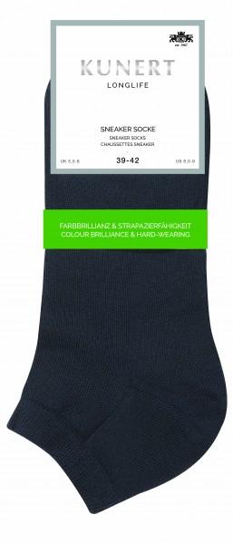 Kunert Longlife Herren Sneaker Socken (3er Pack)