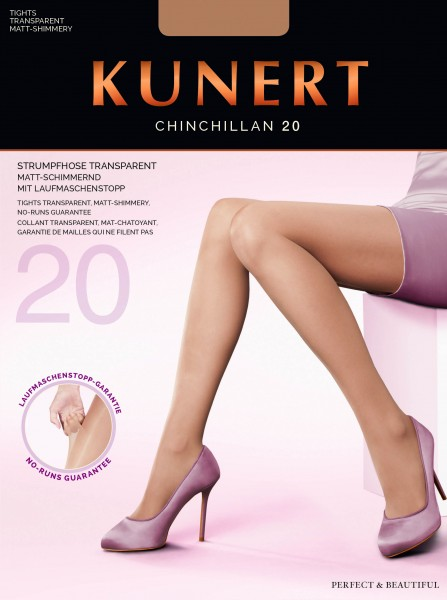 Kunert Chinchillan 20 Strumpfhose (3er Pack)