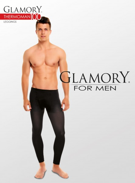 Glamory Thermoman 100 Herrenleggings (3er Pack)