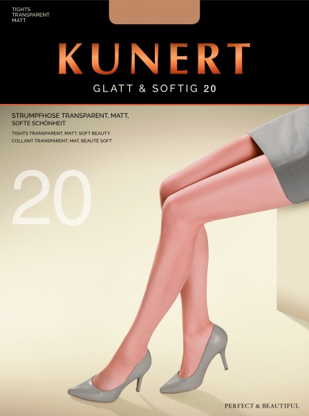 Kunert Glatt & Softig 20 Strumpfhose (3er Pack)