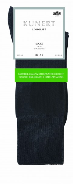Kunert Longlife Herrensocken (3er Pack)