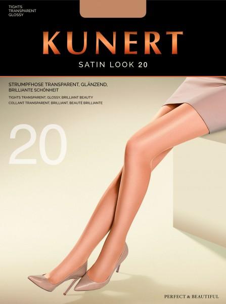Kunert Satin Look 20 Strumpfhose (3er Pack)