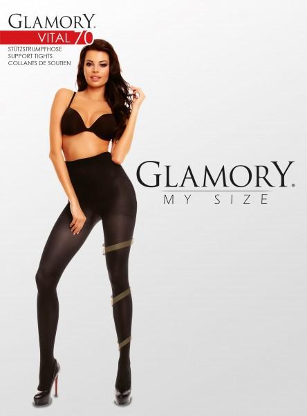 Glamory Vital 70 Stützstrumpfhose (3er Pack)