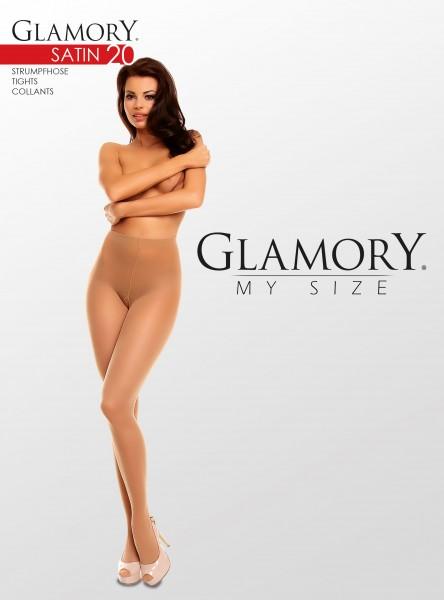 Glamory Satin 20 Strumpfhose (3er Pack)